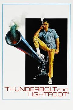 Best Action Movies of 1974 : Thunderbolt and Lightfoot