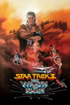 Best Thriller Movies of 1982 : Star Trek II: The Wrath of Khan