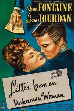 Best Drama Movies of 1948 : Letter from an Unknown Woman