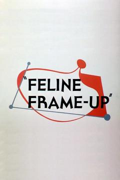 Best Family Movies of 1954 : Feline Frame-Up
