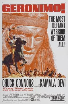 Best History Movies of 1962 : Geronimo