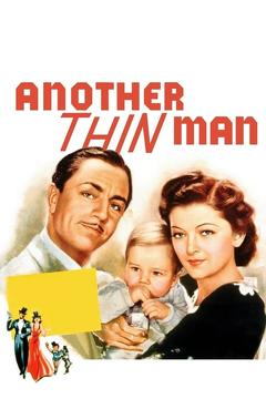 Best Mystery Movies of 1939 : Another Thin Man