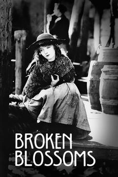 Best Drama Movies of 1919 : Broken Blossoms