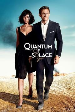 Best Crime Movies of 2008 : Quantum of Solace