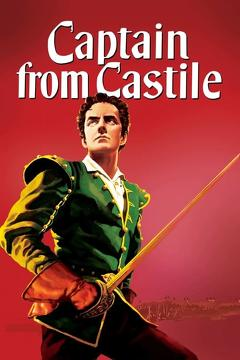 Best Action Movies of 1947 : Captain from Castile