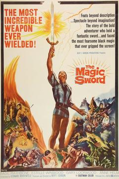 Best Fantasy Movies of 1962 : The Magic Sword