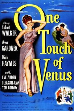Best Fantasy Movies of 1948 : One Touch of Venus