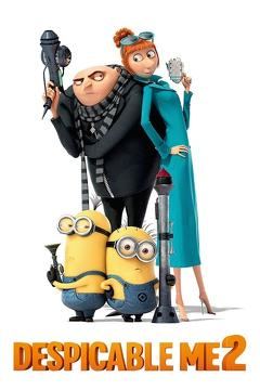 Best Family Movies of 2013 : Despicable Me 2