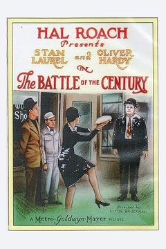 Best Comedy Movies of 1927 : The Battle of the Century
