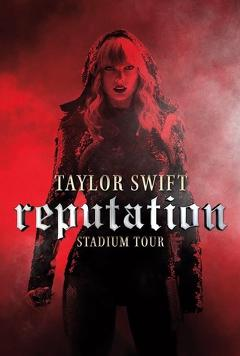 Best Music Movies of 2018 : Taylor Swift: Reputation Stadium Tour