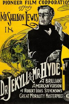 Best Horror Movies of 1920 : Dr. Jekyll and Mr. Hyde
