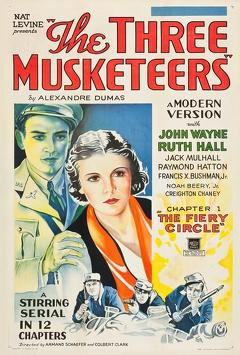 Best Action Movies of 1933 : The Three Musketeers