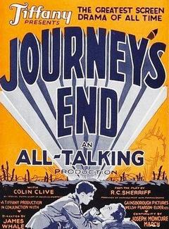 Best War Movies of 1930 : Journey's End