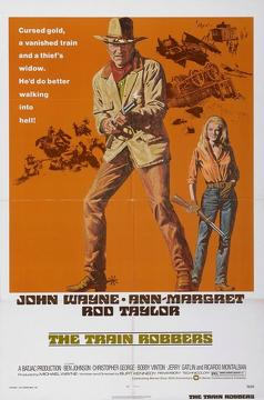 Best Western Movies of 1973 : The Train Robbers