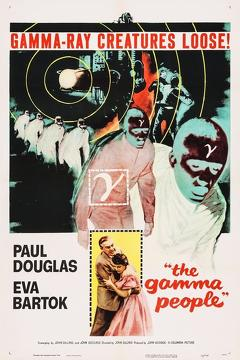 Best Horror Movies of 1956 : The Gamma People