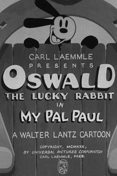 Best Animation Movies of 1930 : My Pal Paul