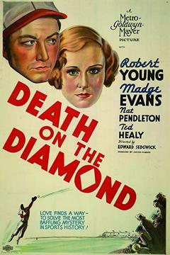 Best Mystery Movies of 1934 : Death on the Diamond