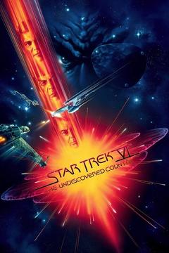 Best Action Movies of 1991 : Star Trek VI: The Undiscovered Country