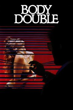 Best Thriller Movies of 1984 : Body Double