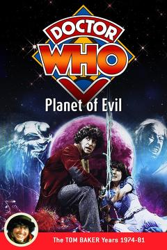 Best Science Fiction Movies of 1975 : Doctor Who: Planet of Evil