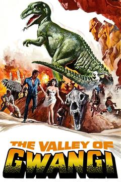 Best Fantasy Movies of 1969 : The Valley of Gwangi