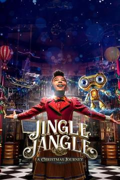 Best Music Movies of 2020 : Jingle Jangle: A Christmas Journey