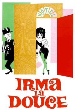 Best Romance Movies of 1963 : Irma la Douce