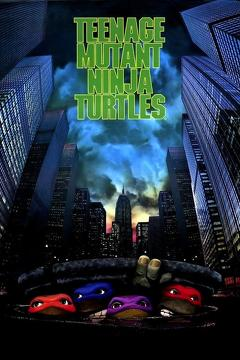 Best Comedy Movies of 1990 : Teenage Mutant Ninja Turtles