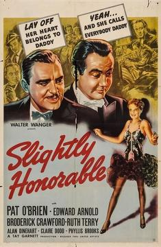 Best Mystery Movies of 1939 : Slightly Honorable