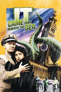 Best Science Fiction Movies of 1955 : It Came from Beneath the Sea