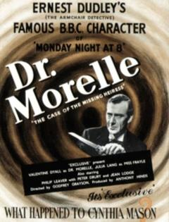 Best Mystery Movies of 1949 : Dr. Morelle: The Case of the Missing Heiress