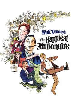 Best Music Movies of 1967 : The Happiest Millionaire