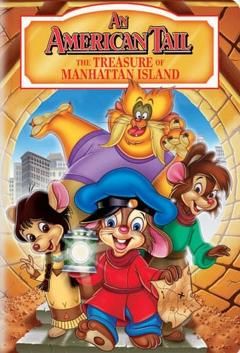 Best Animation Movies of 1998 : An American Tail: The Treasure of Manhattan Island