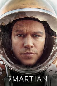 Best Drama Movies of 2015 : The Martian