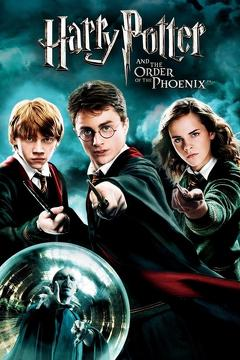 Best Adventure Movies of 2007 : Harry Potter and the Order of the Phoenix