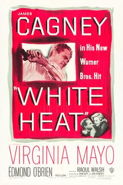 Best Crime Movies of 1949 : White Heat