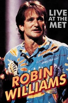 Best Documentary Movies of 1986 : Robin Williams: Live at the Met