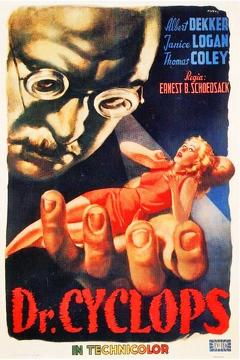 Best Horror Movies of 1940 : Dr. Cyclops