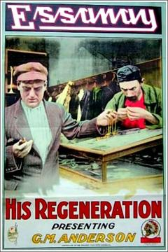 Best Western Movies of 1915 : His Regeneration