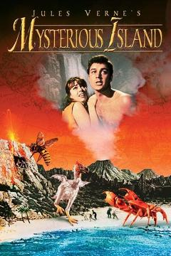 Best Adventure Movies of 1961 : Mysterious Island