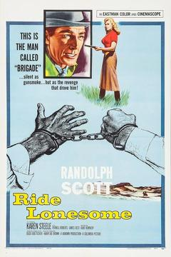 Best Action Movies of 1959 : Ride Lonesome