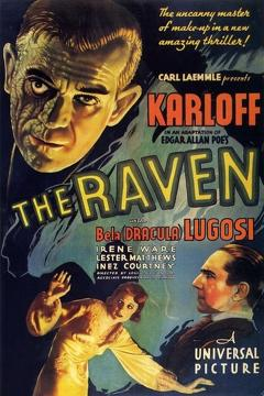 Best Science Fiction Movies of 1935 : The Raven