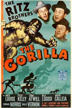 Best Horror Movies of 1939 : The Gorilla