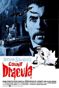 Best Horror Movies of 1970 : Count Dracula