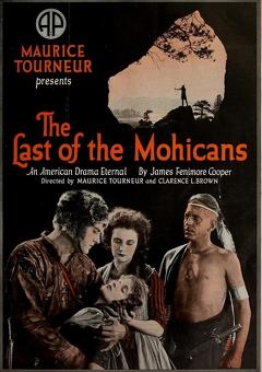 Best Drama Movies of 1920 : The Last of the Mohicans