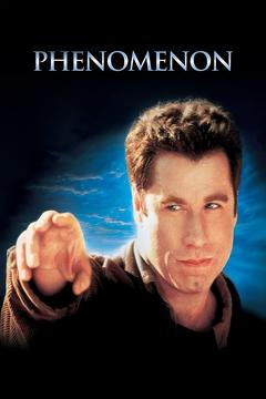 Best Science Fiction Movies of 1996 : Phenomenon