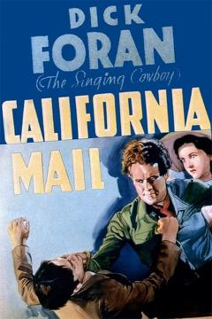 Best Western Movies of 1936 : California Mail