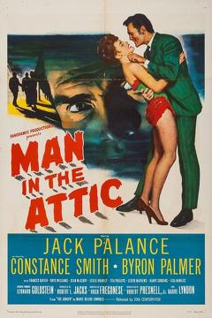 Best Mystery Movies of 1953 : Man in the Attic