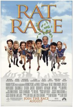Best Adventure Movies of 2001 : Rat Race