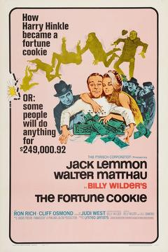 Best Romance Movies of 1966 : The Fortune Cookie